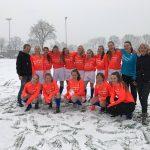 MO17-1 in de sneeuw